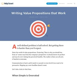The Art of Creating a Magnetic Value Proposition
