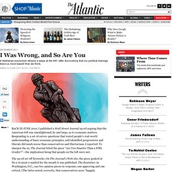 I Was Wrong, and So Are You - Magazine
