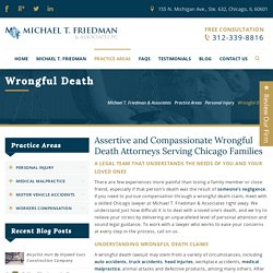 Joliet Wrongful Death Lawyer