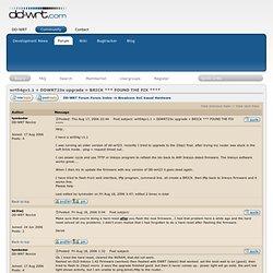 WRT54G Forum
