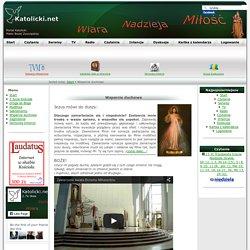 Wsparcie duchowe - Katolicki.net