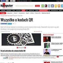 O kodach QR z Komputerświata (2011)