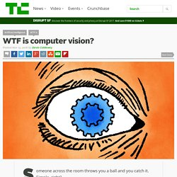 WTF is computer vision?