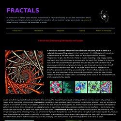 fractals ]