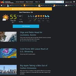 Weather Forecast & Reports - Long Range & Local | Wunderground