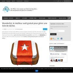 Wunderlist, le meilleur outil gratuit pour gérer une liste de tâches