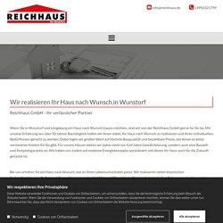 Haus nach Wunsch bauen in Wunstorf und Umgebung