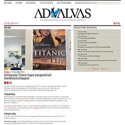 advalvas: Actiegroep Titanic tegen wurgcontract Aardwetenschappen