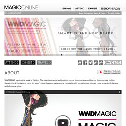 WWDMAGIC | the MAGIC Marketplace