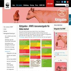 WWFs Köttguide