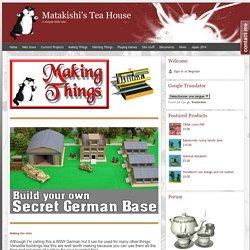 WWII German Base - Matakishi's Tea House