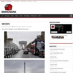WWII Ghosts - Barnorama