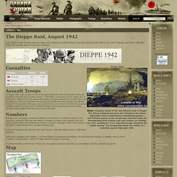 The Dieppe Raid - Canada at War