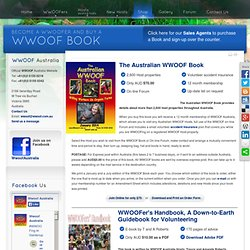 WWOOF - Shop Online