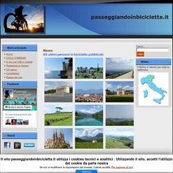www.passeggiandoinicicletta.it - Home