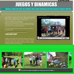 www.juegosydinamicas.cl