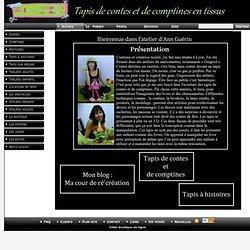Contes et comptines en tissus (Ann Guérin)