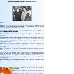 www.priore-cancer.com - la vie d'Antoine Priore