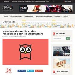 wwwhere des outils et des ressources pour les webmasters