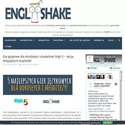 Gry językowe do wykorzystania na lekcjach angielskiego z dorosłymi!