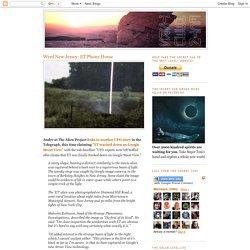 The Secret Sun: Wyrd New Jersey: ET Phone Home