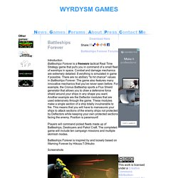 Wyrdysm Games