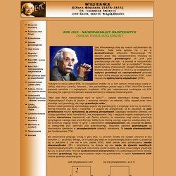Wystawa Albert Einstein
