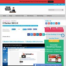 X Ranker 360 2.0