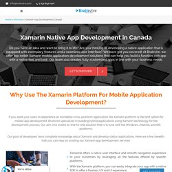 Best Xamarin Mobile App Development Services