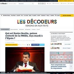 Qui est Xavier Beulin, patron contesté de la FNSEA, reçu mardi à l'Elysée ?