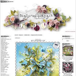 Imagine by FDI et Xcenedra : Digiscrapbooking.ch, la Boutique, Votre boutique de digiscrap