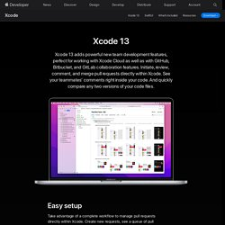 Xcode - What's New