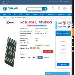 XCZU5CG-L1FBVB900I Price & XCZU5CG-L1FBVB900I Stock,Buy XCZU5CG-L1FBVB900I from Fpgamall