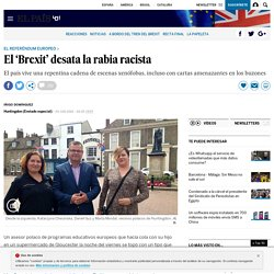 Xenofobia: El 'Brexit' desata la rabia racista