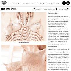 Xenomorphic — La dent de l'oeil –
