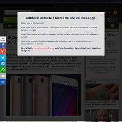 Le Xiaomi Mi6 atteint un score monstrueux sur AnTuTu: plus de 210 000 points!