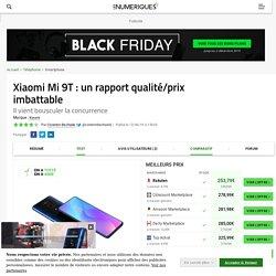 Xiaomi Mi 9T (K20) : test, prix et fiche technique - Smartphone