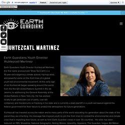 Xiuhtezcatl — Earth Guardians