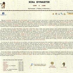 XIXe Dynastie