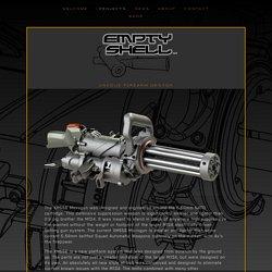 XM556 Microgun — Empty Shell llc
