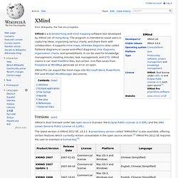 XMIND - Wikipedia