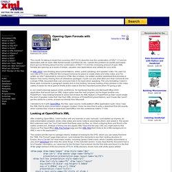 XML.com