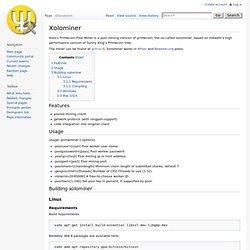 B(e^5)r.org Client - Xolominer