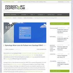 Xpenology: Mise à jour du Proliant vers Synology DSM 5