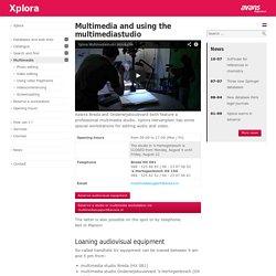 XPlora (Avans University)