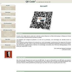 XPosé - QR Code