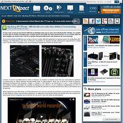 Big Bang Z87 XPower : MSI dévoile une carte mère dédiée à l'overclocking