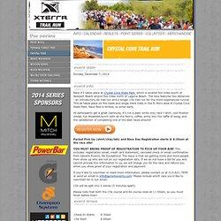 XTERRA Crystal Cove Trail Run