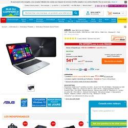 ASUS R511LA-XX1593H - Noir pas cher pour Noël - Achat / Vente Ordinateur Portable Windows 8.1