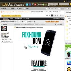 [ROM][N9005][XXUENA6] FoxHound Gound Zeroes 2.0 [OTA][Themed]